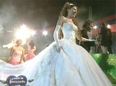 vestido de novia de thalia para disenar el vestido de novia de