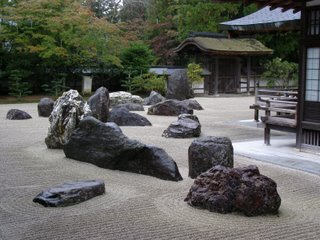 regala un jardin zen