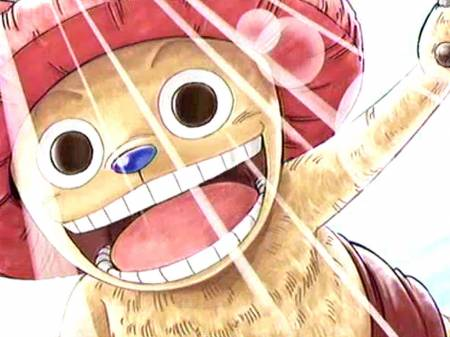 One Piece.... wiii Chopper