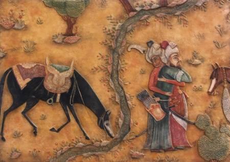 El arte islamico en la peninsula iberica