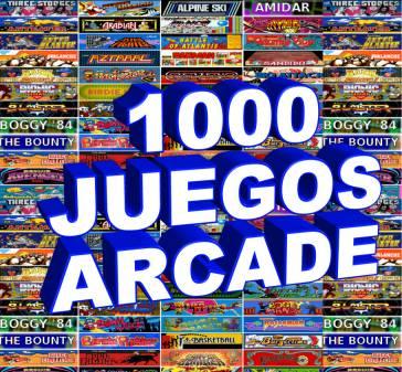 DESCARGAR JUEGOS CLASICOS ARCADE PARA PC