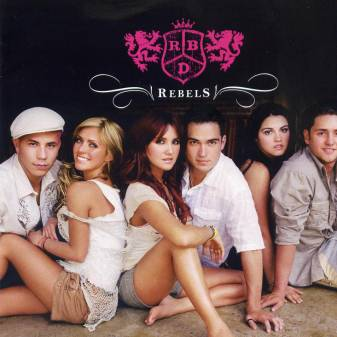 la cancion ser o parecer de rbd rebelde: