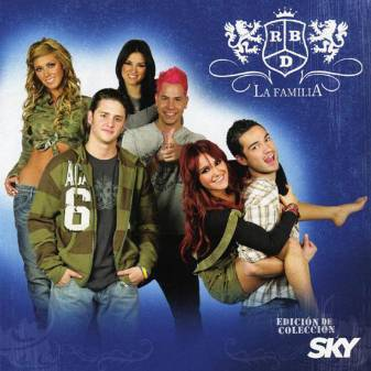 video de la cancion ser o parecer rbd: