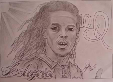 Ronaldinho Tattoo StarRonaldinho Tattoo