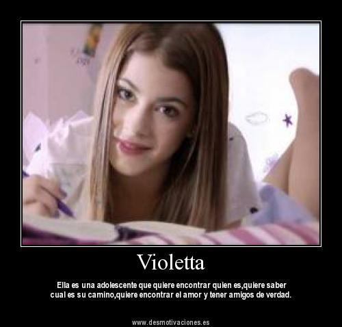 Algunos videos de Violeta!